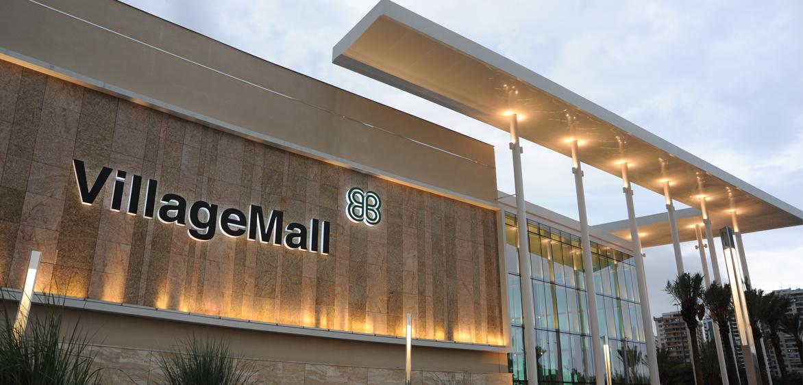 aa0c7872ec5 O Village Mall é um centro de compras de alto padrão localizado na Barra da  Tijuca